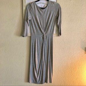 DownEast Gray Dress